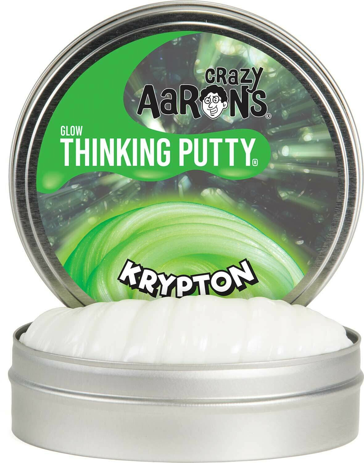 Crazy Aarons Krypton Thinking Putty