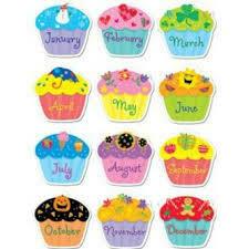 Birthday Cupcakes- Poppin Patterns