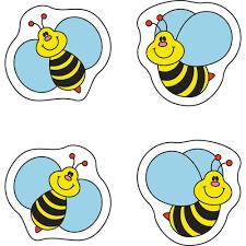 Bees Sticker- 810 chart seals
