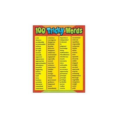100 Tricky Words