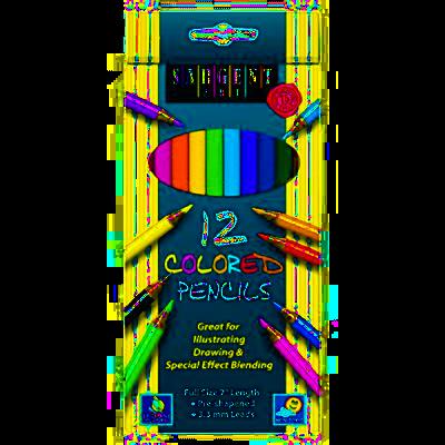 12 count Colored Pencil