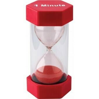 1 Minute Sand Timer - Medium