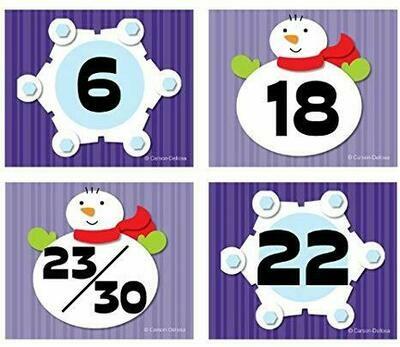 Snowflake/Snowman