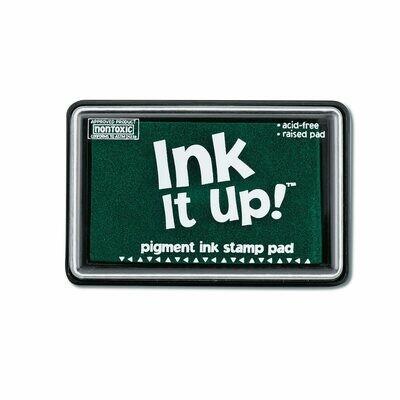 Ink Pad- Kelly Green