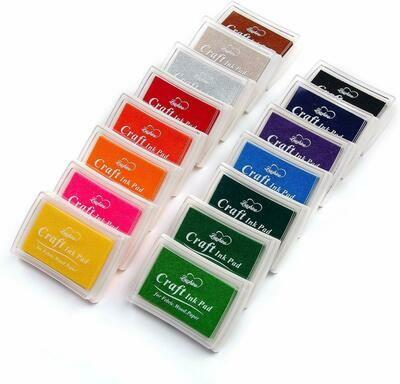 Craft ink pad - multicolor