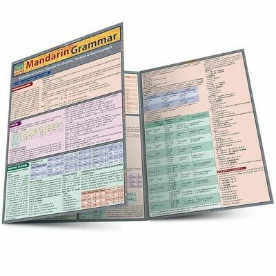 Quick Study Mandarin Grammar