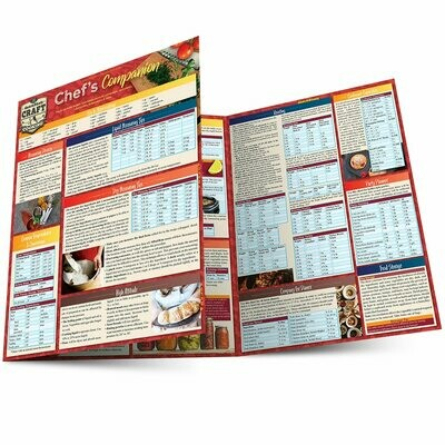 Quick Study Craft Cooking: Chef's Companion