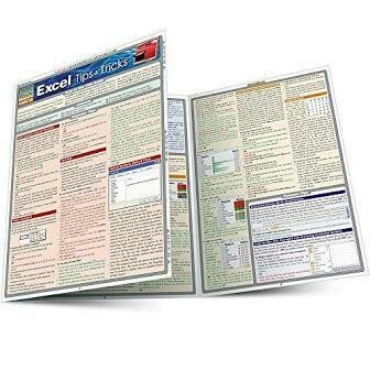 Quick Study Computer: Excel Tips & Tricks