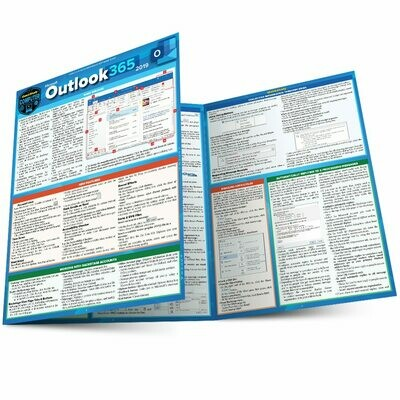 Quick Study Computer: Outlook365 2019