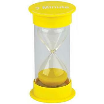 3 Minute Sand Timer - Medium