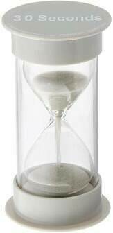 30 Second Sand Timer - Medium