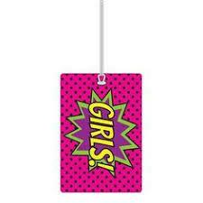 3-D Hall Pass Superhero Girls 3d