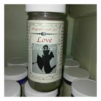 Love Breaker, Magrat Spell Jar, Regular
