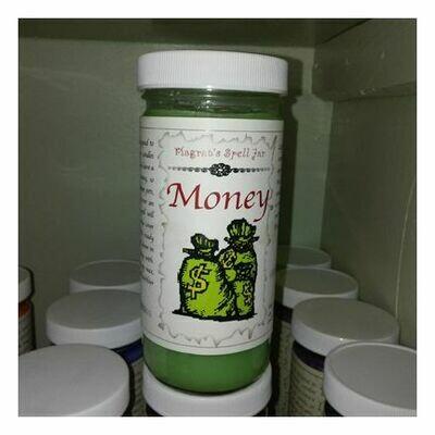 Money, Magrat Spell Jar, Regular
