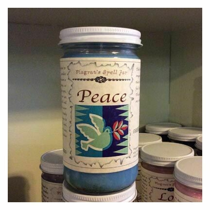 Peace, Magrat Spell Jar, Regular