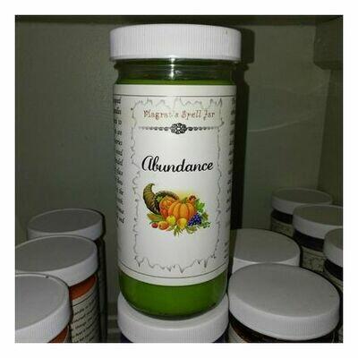 Abundance, Magrat Spell Jar, Retail