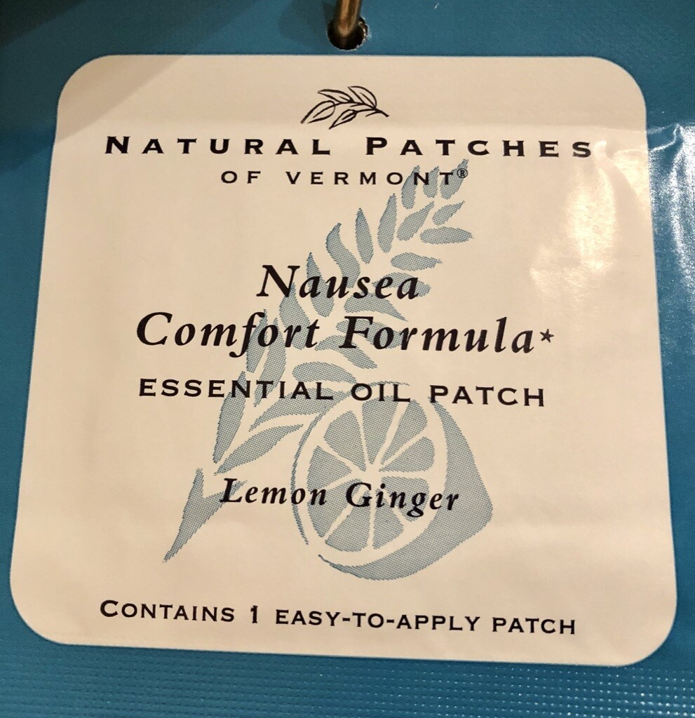 Nausea Comfort