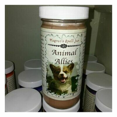 Animal Allies, Magrat Spell Jar, Retail