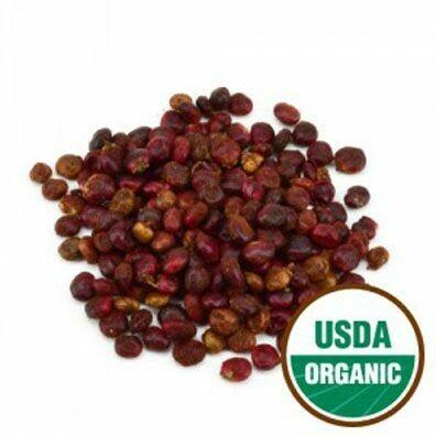 Sumac Berries SLB