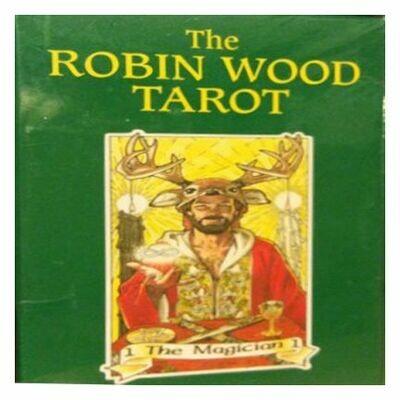 Robin-Wood Deck
