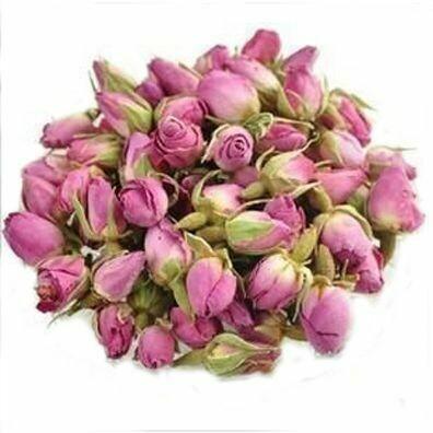 Rose Buds or Petals, Pink 697