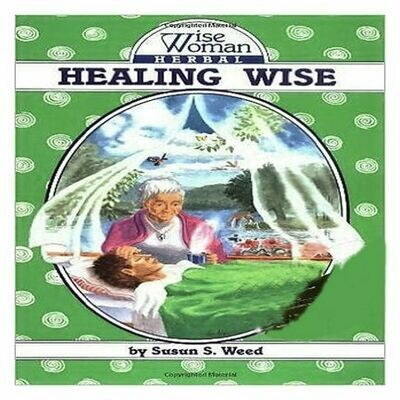 Healing Wise       Susun Weed