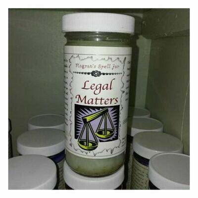 Legal Matters, Magrat Spell Jar, Retail