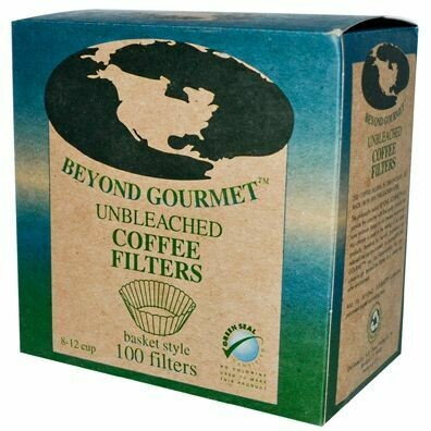 Coffee Filters - Melitta Unbleached