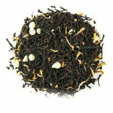 White Chocolate Mousse Tea