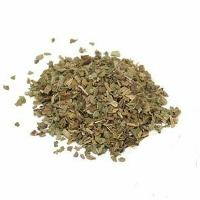 Plantain Leaf-c/s, Powder 6321