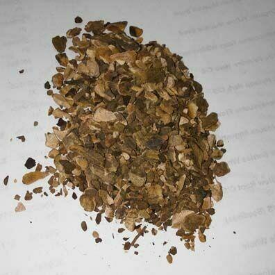 Rhubarb c/s, Powder 2637