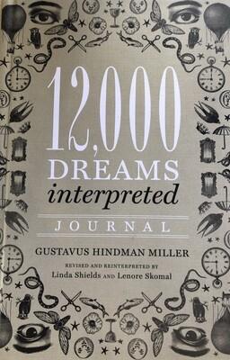 12000 Dreams Interpreted-Miller