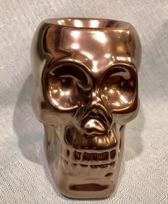Skull Ceramic oil burner 67975