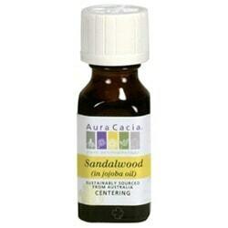 Sandalwood (in jojoba oil) 0.5 fl. oz.