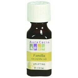 Vanilla (in jojoba oil) 0.5 fl. oz.