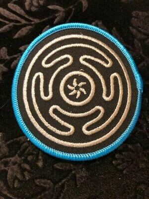 Patches, Wiccan, Hecates Wheel