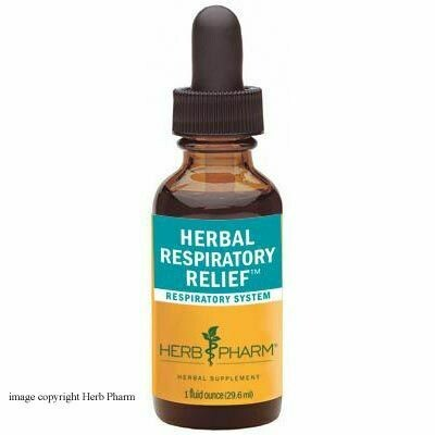 Herbal Respitory Relief