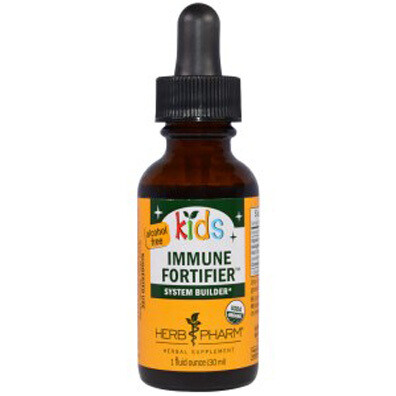 Kid's Immune Fortifier (Kids' version of our Daily Immune Builder)