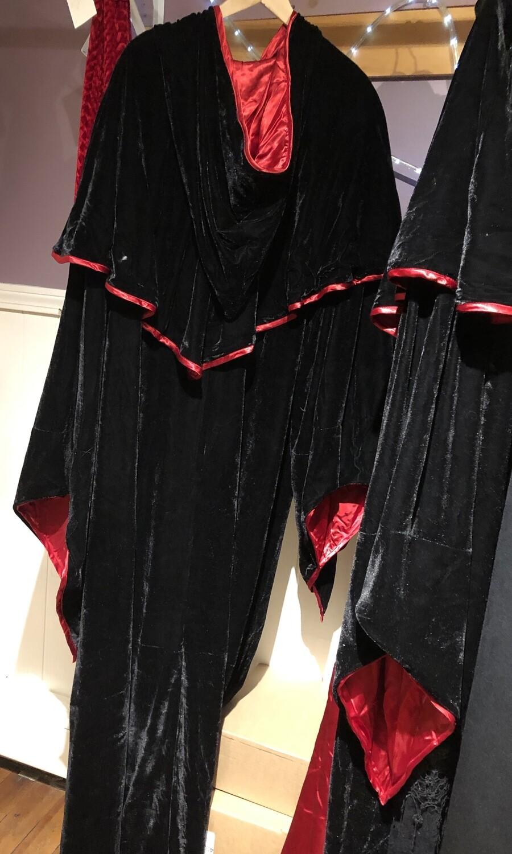 Ritual Robe with Piping