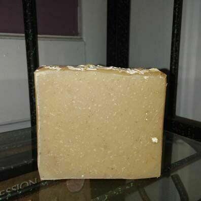 Soap Honey, Oats & Milk