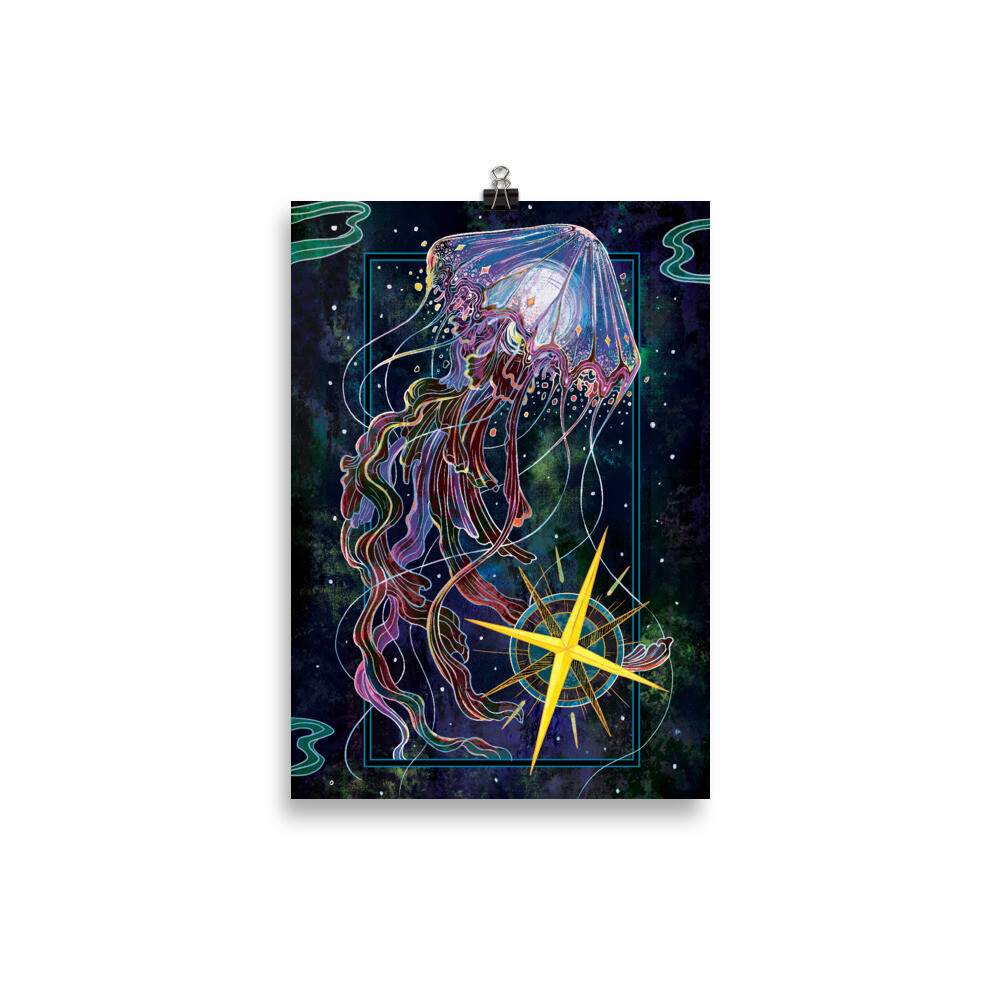 The Star Poster