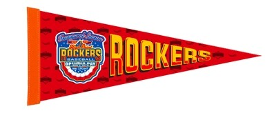 Small Rockers Pennant