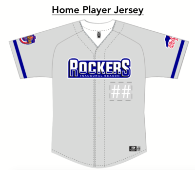 Youth Home Gray Uni Blank