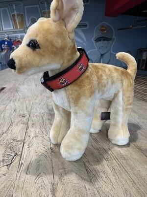 Adjustable Ribbon Dog Collar