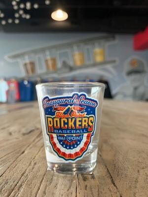 Inaugural Shot Glass