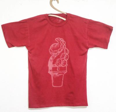 Camiseta Masculina Polvo-Sorvete