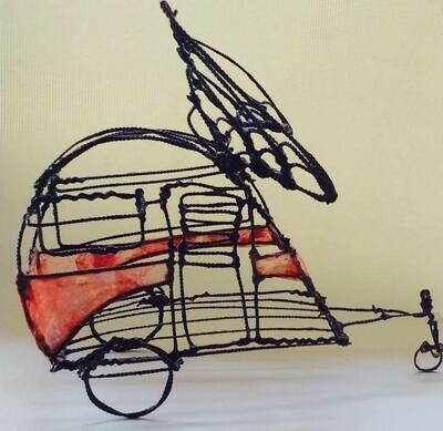Sculpture for Kids - 9.30am to 12pm Wednesday 22 April