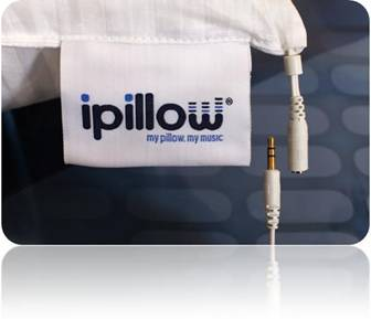 Audio Pillow with Speakers