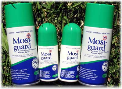 Mosi-guard Pump Spray 100ml 0175
