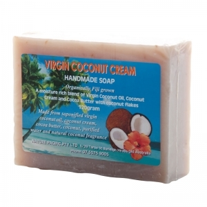 Coconut Oil Soap (120g) - Banaban